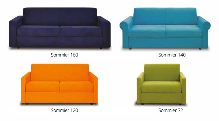 collection premium confort plus canap convertible. Black Bedroom Furniture Sets. Home Design Ideas