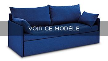 Canapé lit gigogne Doubli Confort Plus