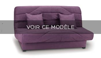 Canapé clic clac Skip Confort Plus