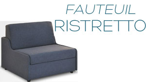 Fauteuil Ristretto