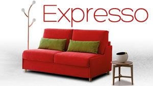 Canapé lit Expresso Confort Plus