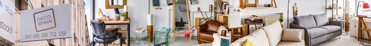 Boutique déco Marseille Canapés et meubles