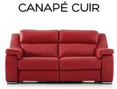 Canapé cuir marseille