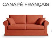 Canapé français Marseille fabriqué en France