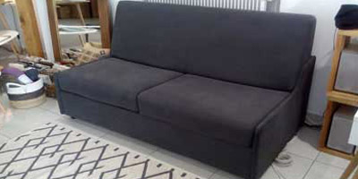 Canapé lit sans accoudoir Ristretto