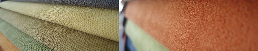 Tissus revêtement canapé