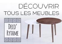 Meuble contemporain Déco Rythme