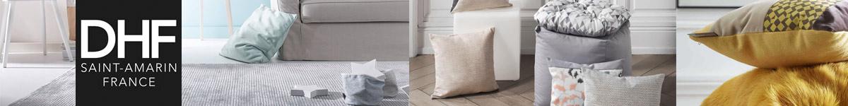 Déco Home Fnapp DHF : tapis, plaids, coussins, déco