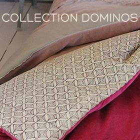 Collection Dominos En Fil d'Indienne