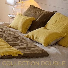 Collection Double En Fil d'Indienne