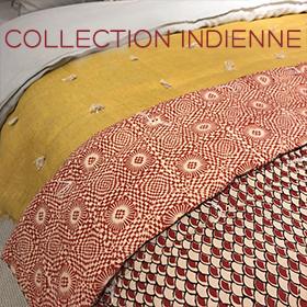 Collection Indienne En Fil d'Indienne