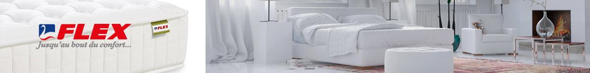 Flex matelas lits sommier et petite literie pour la maison