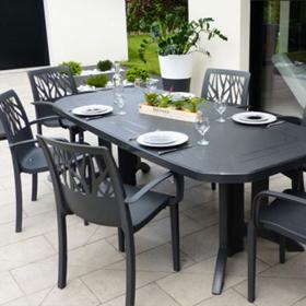 Tables de jardin Grosfillex