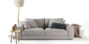 Canapé cosy haut de gamme Plume Home Spirit