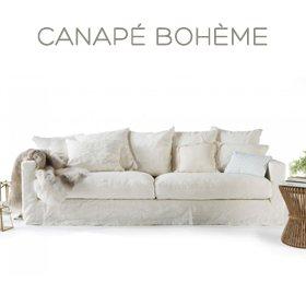 Canapé Bohème