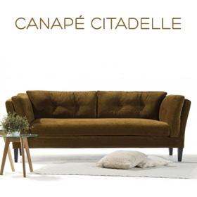 Canapé Citadelle