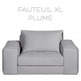 Fauteuil Plume