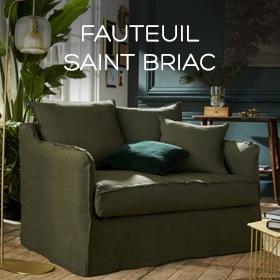 Fauteuil Saint-Briac