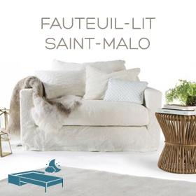 Fauteuil convertible Saint-Malo