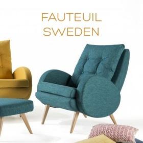 Fauteuil Sweden