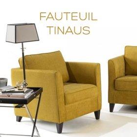Fauteuil Tinaus