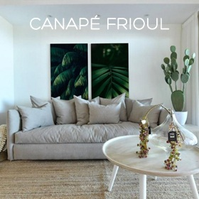 Canapé Frioul