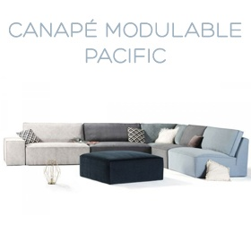 Canapé modulable Pacific