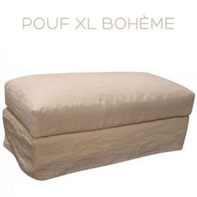 Pouf XL Bohème