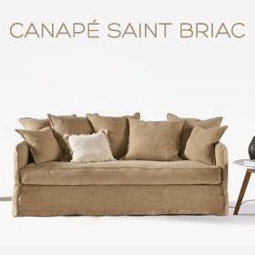 Canapé Saint-Briac