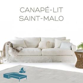 Canapé-lit Saint-Malo