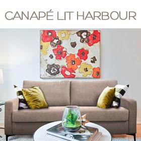 Canapé lit Harbour
