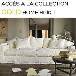 Collection Gold Home Spirit