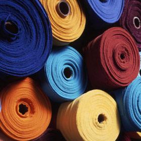 Tissu au mètre en collection