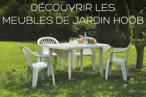 Hoob : Mobilier de Jardin à petit prix pour particuliers ...