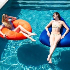 Pouf de piscine swimming Jumbo Bag
