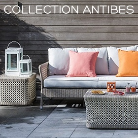 Collection Antibes Kok Maison