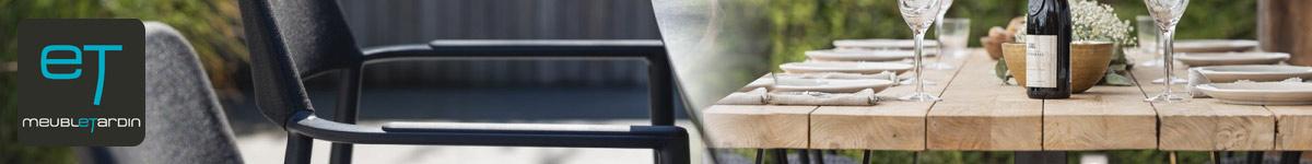 Meuble et Jardin, du mobilier haut de gamme à des prix attractifs