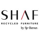Shaf Recylced furniture by Sp Berner
