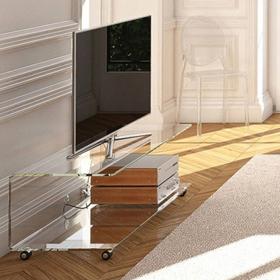 Meubles TV en verre de la marque Table Concept