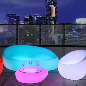 Meubles à LED luminieux couleurs Varangue