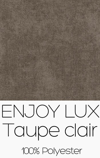Enjoy Lux 3 - Taupe clair