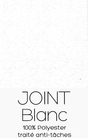 Joint 111 - Blanc